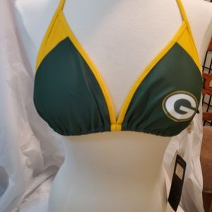 Green Bay Packers Swim Suit Bikini